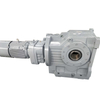 Series K Helical Bevel Geared Motor